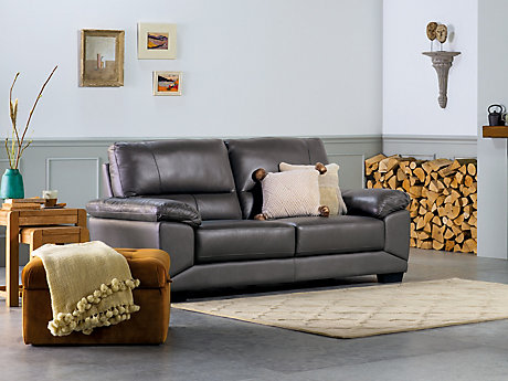 Vixon 3 Seater Sofa ...