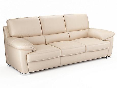 Reid Bianco 3 Seater Sofa
