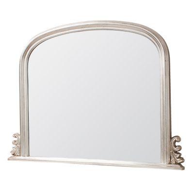 Caitlin Silver Mirror