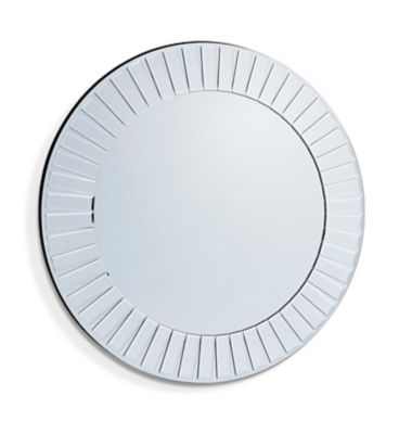 Selina Round Mirror