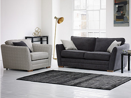 Salvadore 4 Seater Sofa