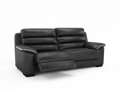 Solomon 3 Seater Incliner Sofa