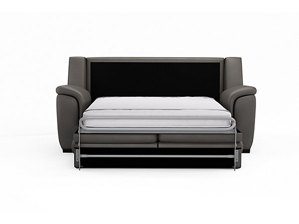 Fabric Leather Sofa Bed