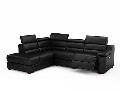 Caprera Left Hand Facing Incliner Corner Group With Chaise