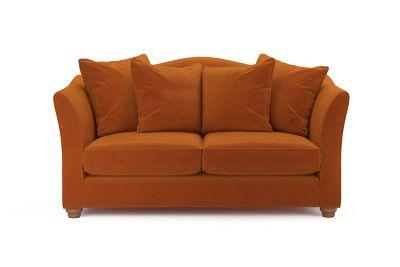 Harveys Kingsley 3 Seater Pillow Back Sofa in Sundance SFF