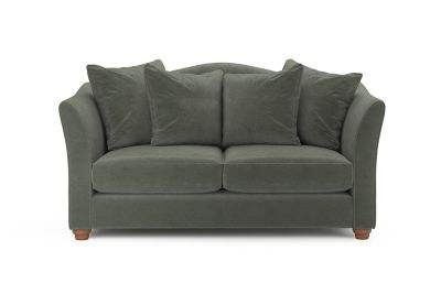 Harveys Kingsley 3 Seater Pillow Back Sofa in Sundance SRC