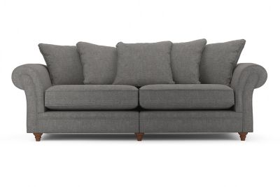 Ambrose 4 Seater Split Pillowback Sofa