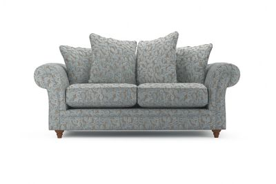 Harveys Ambrose 2 Seater Pillow Back Sofa in