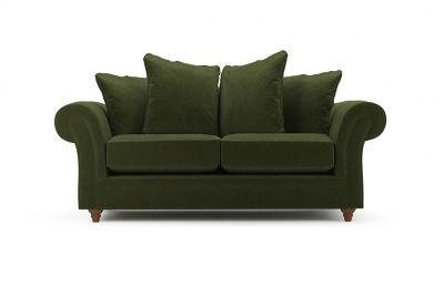 Harveys Ambrose 2 Seater Pillow Back Sofa in SFF (Luxor)