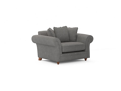 Ambrose Pillowback Love Seat