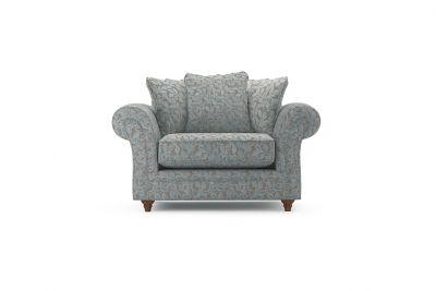 Harveys Ambrose Love Seat Pillow Back in