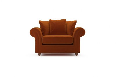 Harveys Ambrose Love Seat Pillow Back in SFF (Sundance)