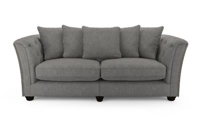 Obsession 4 Seater Split Pillowback Sofa