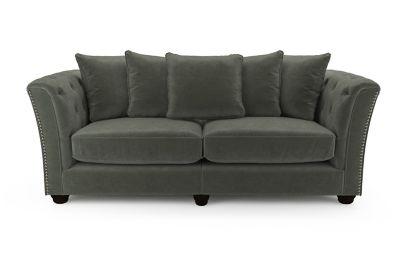 Harveys Obsession 4 Seater Split Pillowback Sofa - Sundance SRC