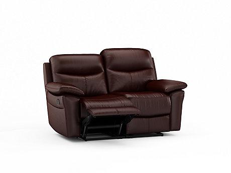 Illinois 2 Seater Recliner Sofa