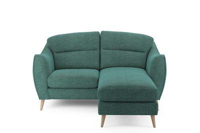 Harveys Edit 01 Compact Chaise in Ealing Plain SRC