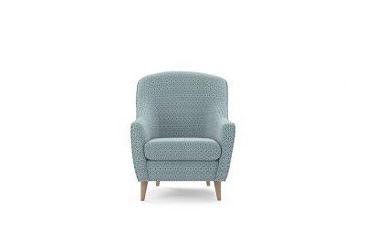 Harveys Edit Accessories Accent Chair in Hoxton Pattern SRC