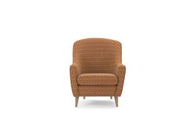 Harveys Edit Accessories Accent Chair in Balham Pattern SRC