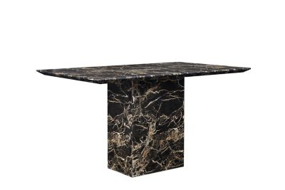 Harveys Capri Dining Table marble, Table Shape: Rectangular