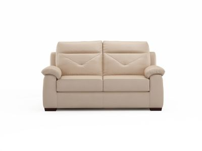 Harveys Alfonso 2 Seater Leather