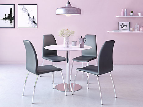... Ezra Dining Table U0026 2 Arlo Chairs