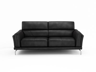 3 Seater Sofa in Leather  Harveys Palucci