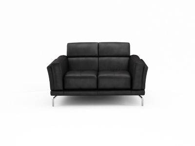 2 Seater Sofa in Leather - Harveys Palucci
