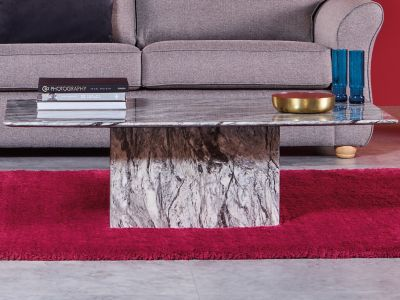 Harveys Novara Coffee Table marble