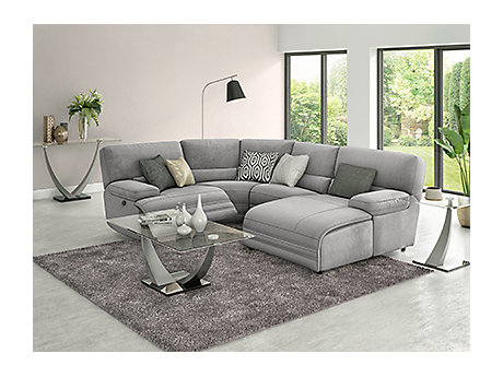 Corner Sofas - Leather & Fabric Suites | Harveys Furniture