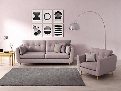 Linc 3 Seater Sofa