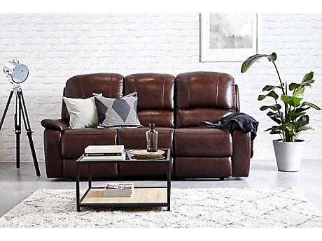 Wilmington 3 Seater Recliner Sofa