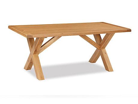 Brackley Cross Dining Table