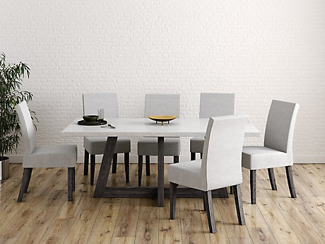 100b2ee03345 Lexham Dining Table   6 Chairs ...