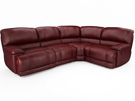 Guvnor Left Hand Facing Recliner Corner Group