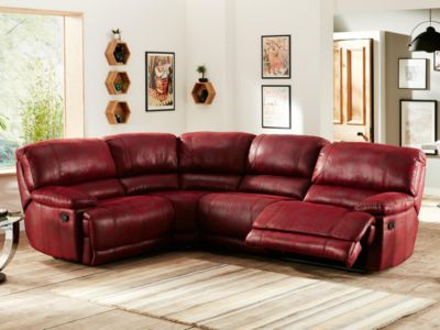 Guvnor Right Hand Facing Recliner Corner Group