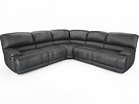 Guvnor Large Recliner Corner Group