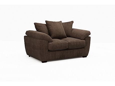 Roanne 2 Seater Pillowback Sofa