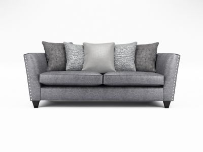 Blaire 3 Seater Pillowback Sofa