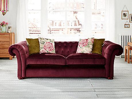 Charlotte 2 Seater Sofa
