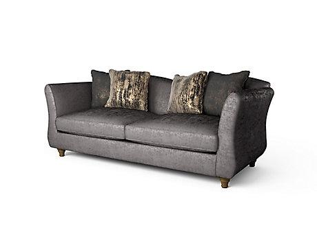 Holgate 4 Seater Pillowback Sofa