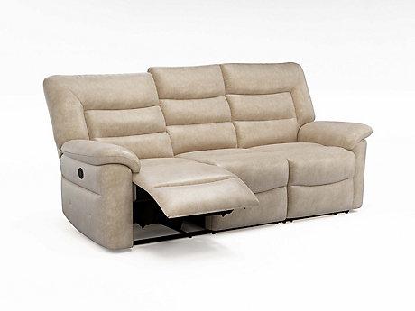Seymour 3 Seater Recliner Sofa
