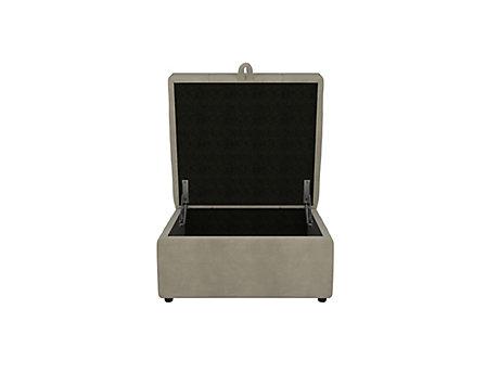 Seymour Storage Footstool
