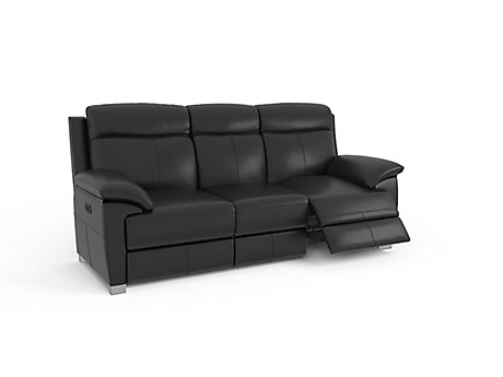Alanzo 3 Seater Recliner Sofa