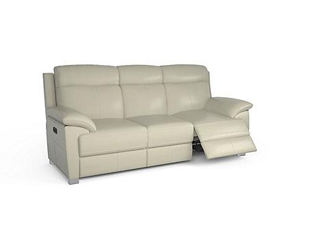 Alanzo 3 Seater Recliner Sofa