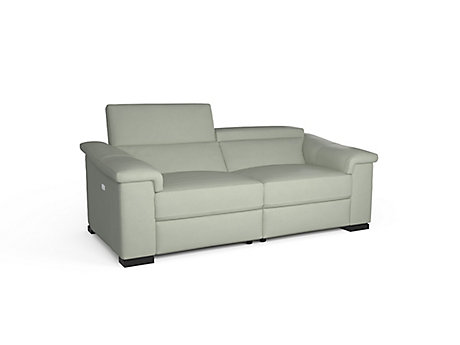 Maurizio 3 Seater Incliner Sofa