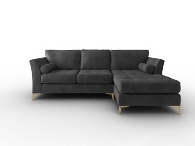Idol Right Hand Facing Large Sofa with Standard Chaise