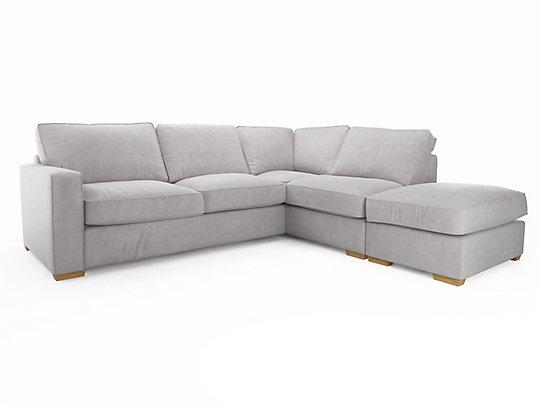 Cosmo Fabric Silver
