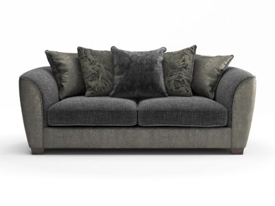 Constance 3 Seater Pillowback Sofa