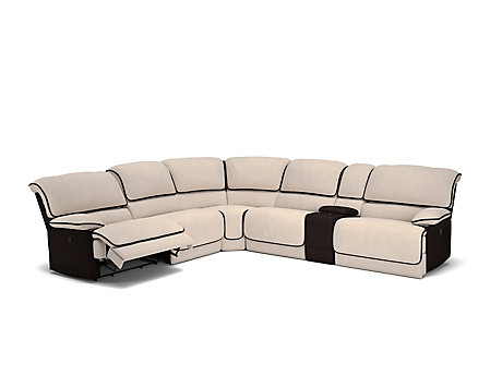 Springfield Reclining Large Corner Group