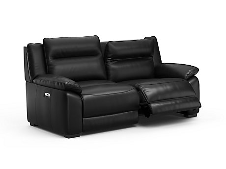Faringdon 3 Seater Incliner Sofa with Power Headrests